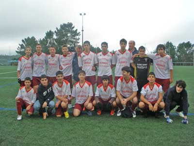 Equipo Cadete 2009-2010